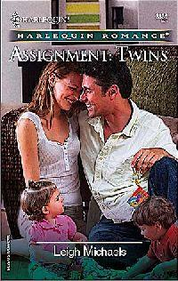 Assignment Twins by Leigh Michaels