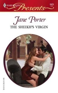 The Sheikh's Virgin by Jane Porter
