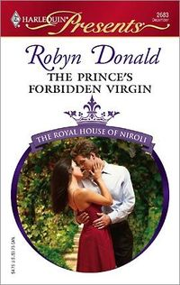 The Prince's Forbidden Virgin by Robyn Donald