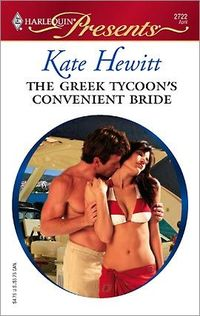 The Greek Tycoon's Convenient Bride by Kate Hewitt