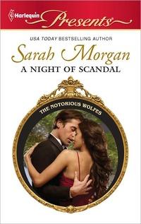 A Night of Scandal by Sarah Morgan