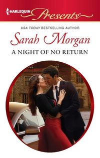 A Night Of No Return by Sarah Morgan