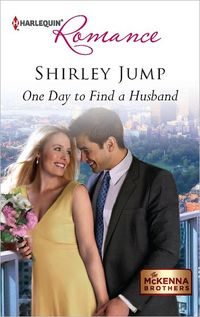 One Day To Find A Husband by Shirley Jump