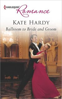Ballroom to Bride and Groom