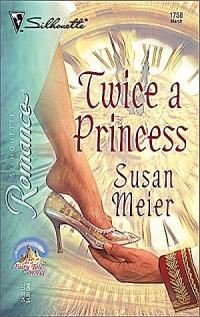 Twice a Princess by Susan Meier