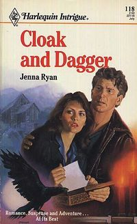 Cloak And Dagger by Jenna Ryan