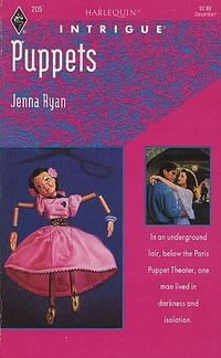 Puppets by Jenna Ryan