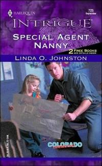 Special Agent Nanny by Linda O. Johnston