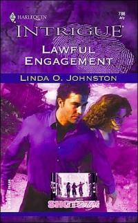 Lawful Engagement by Linda O. Johnston