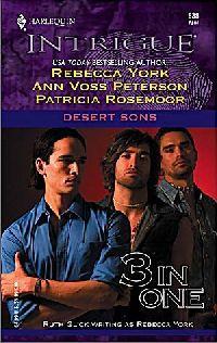 Desert Sons by Patricia Rosemoor