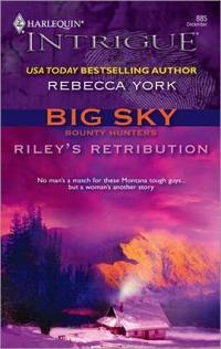 Riley's Retribution by Rebecca York