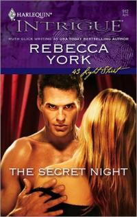 The Secret Night by Rebecca York
