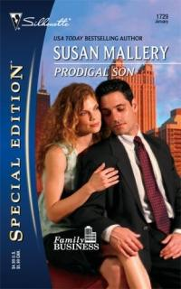 Prodigal Son by Susan Mallery