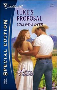 Luke's Proposal by Lois Faye Dyer