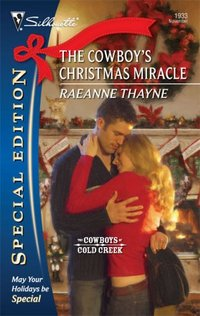 The Cowboy's Christmas Miracle by RaeAnne Thayne