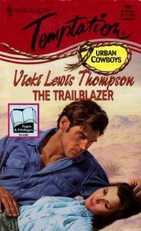 The Trailblazer by Vicki Lewis Thompson