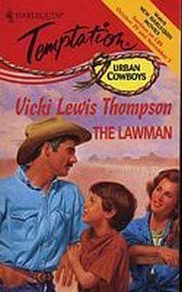 The Lawman by Vicki Lewis Thompson