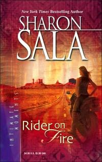 Excerpt of Rider on Fire by Sharon Sala