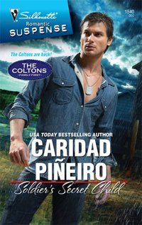 Soldier's Secret Child by Caridad Pineiro