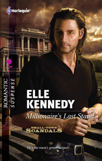 Millionaire's Last Stand by Elle Kennedy