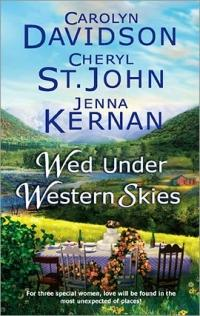 Wed Under Western Skies by Jenna Kernan