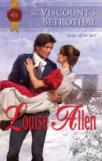 The Viscount's Betrothal by Louise Allen