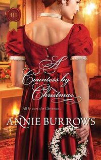 A Countess By Christmas by Annie Burrows