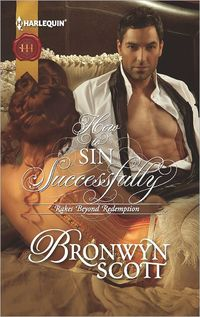 How To Sin Successfully by Bronwyn Scott