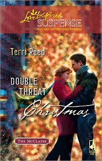 Double Threat Christmas by Terri Reed