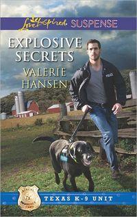 Explosive Secrets by Valerie Hansen