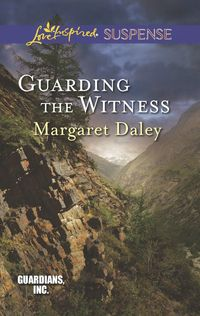 Guarding the Witness by Margaret Daley