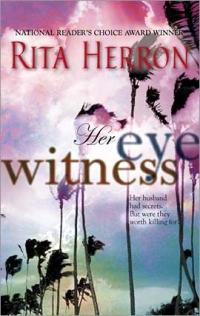 Her Eyewitness by Rita Herron