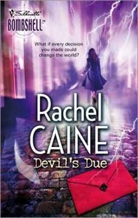 Devil's Due by Rachel Caine