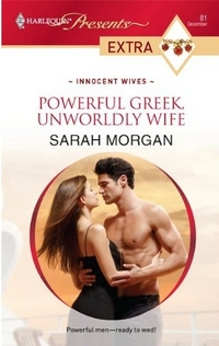 Powerful Greek, Unworldly Wife by Sarah Morgan