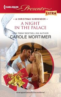 A Night In The Palace by Carole Mortimer