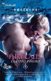 Fury Calls by Caridad Pineiro