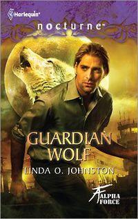 Guardian Wolf by Linda O. Johnston