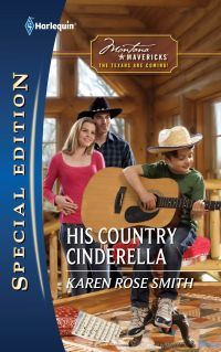 His Country Cinderella by Karen Rose Smith