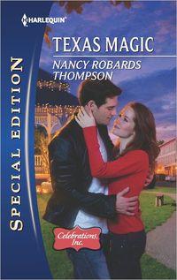 Texas Magic by Nancy Robards Thompson