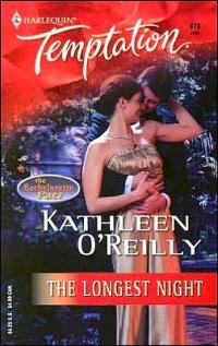 The Longest Night by Kathleen O'Reilly