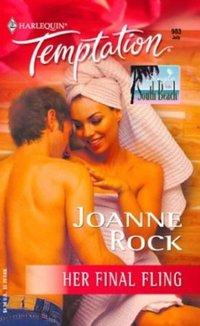 Her Final Fling by Joanne Rock