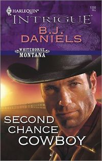 Second Chance Cowboy by B.J. Daniels