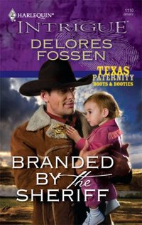 Branded By The Sheriff by Delores Fossen
