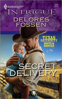 Secret Delivery by Delores Fossen
