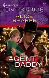 Agent Daddy by Alice Sharpe