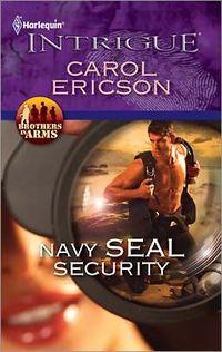 Navy Seal Security by Carol Ericson