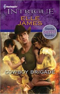 Cowboy Brigade by Elle James