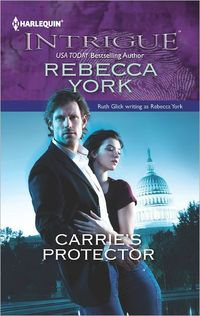 Carrie's Protector by Rebecca York