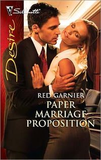Paper Marriage Proposition by Red Garnier