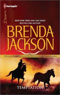Temptation by Brenda Jackson